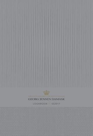 Georg Jensen Damask Lookbook SS17 Interior | Textiles | SS17 | With focus on design and craftsmanship, we produce high-quality damask textiles for the home. www.georgjensen-damask.com