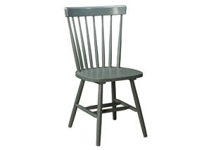 Bantilly Light Blue Dining Room Chair
