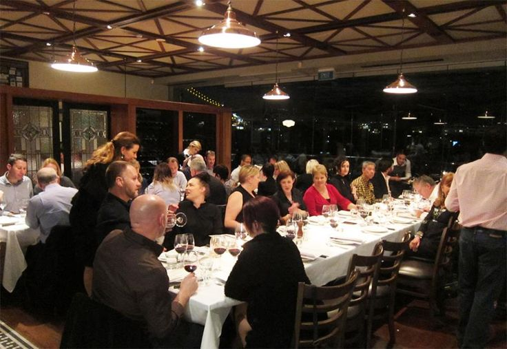 - with The Gourmet Belle and MDV Barossa #barossa #shiraz #kingsleys #steak #winedinner #brisbane