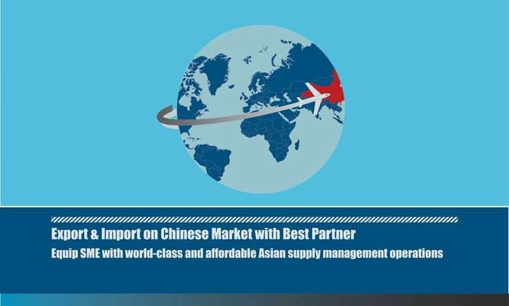 How SAOS support your business in China?  Import/export