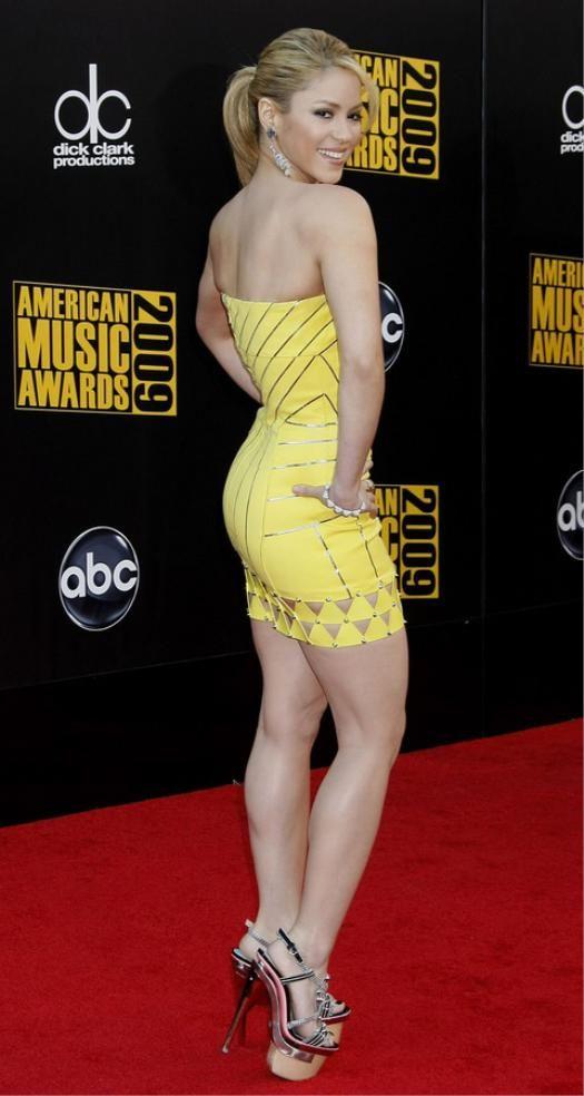 Shakira Perfect body