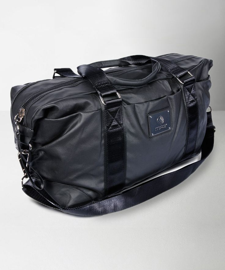 Black New City Gym Bag