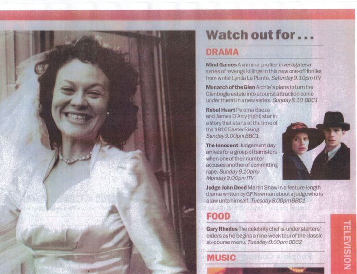 "page 61 ""What's on TV"" of Radio Times (London) - 06-12 January 21 issue"