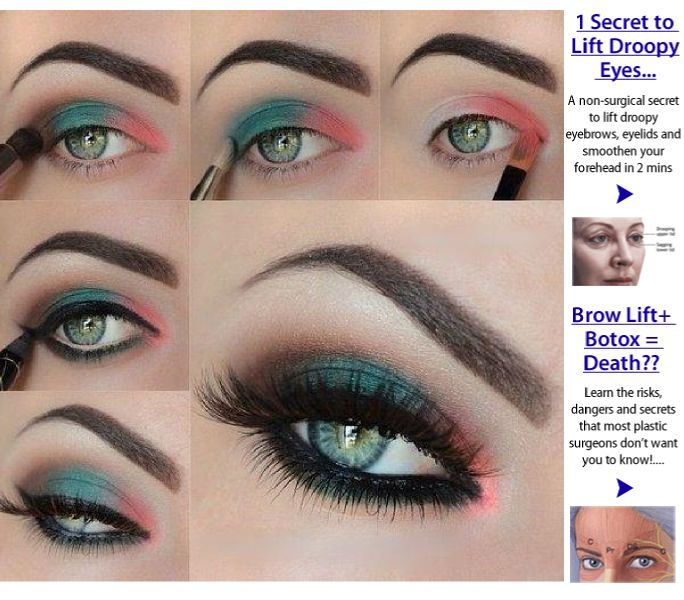 Click Image For More Details About Beauty Makeup Tutorial Green Eyes