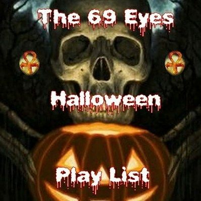 ". TEN DAYS TO HALLOWEEN 31 OCTOBER 2016  As we count down to Halloween, I have put together in the spirit of the season ""The 69 Eyes Halloween Play List"" for all you spooks and ghouls out there.  Each day, I will be posting in the spirit of Horror Rock, one song from each of The 69 Eyes last seven (7) albums (plus a couple of bonus tracks that are worthy of inclusion into the playlist). . . So check in each day, get your Horror Goth on and count down to Halloween with me. . . \m/ It's only…"