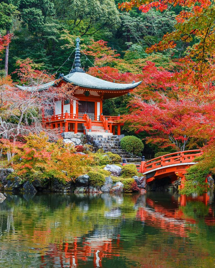 Kyoto provides a scenic backdrop in autumn (and spring!). ©cowardlion/Shutterstock