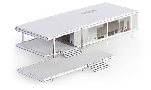 21 best images about FARNSWORTH HOUSE on Pinterest