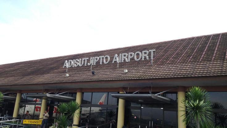 Adisutjipto International Airport (JOG) di Yogyakarta, DI Yogyakarta