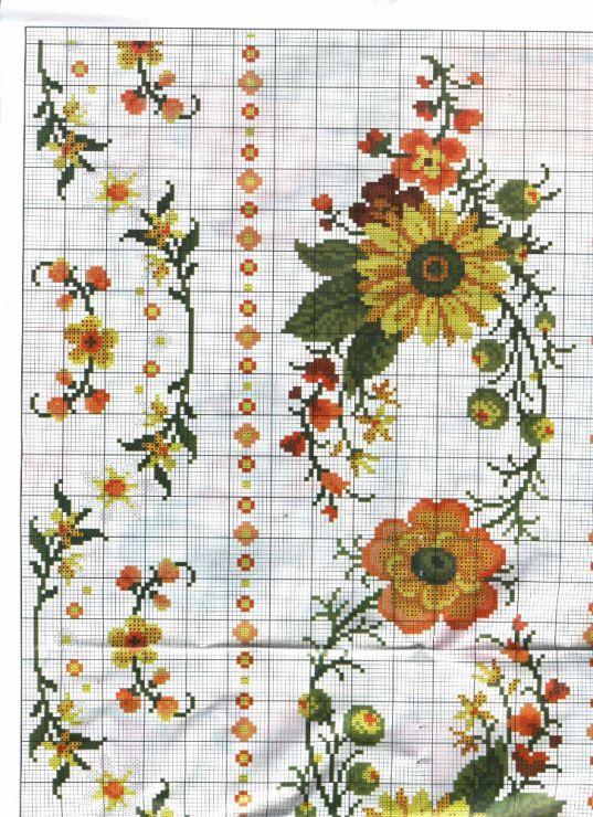 Gallery.ru / Фото #6 - Двойная дорожка с цветами - mila010154