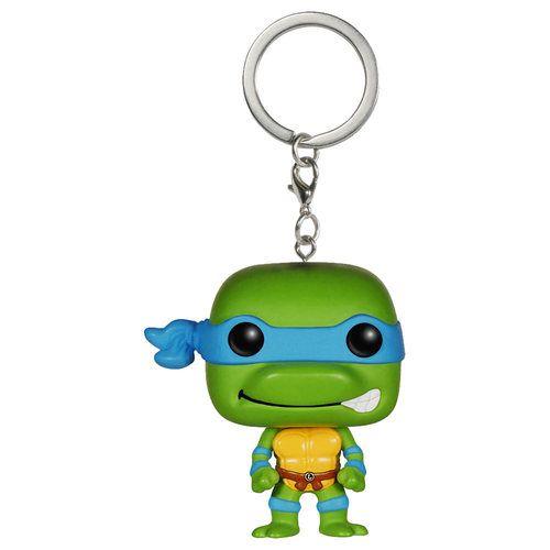 Teenage Mutant Ninja Turtles Leonardo Pocket Pop! Vinyl Figure Keychain