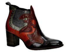 Deze rode western laarzen van Mjus maken een instant cowgirl van je! Geef je outfit een southern western tintje door deze stoere cowboy boots. Durf jij het aan? Prijs €159,95 #cowboyboots #cowboylaarzen #westernlaarzen #westernboots #mjus #mjusshoes #mjusschoenen #TopShoe #TopShoeNL
