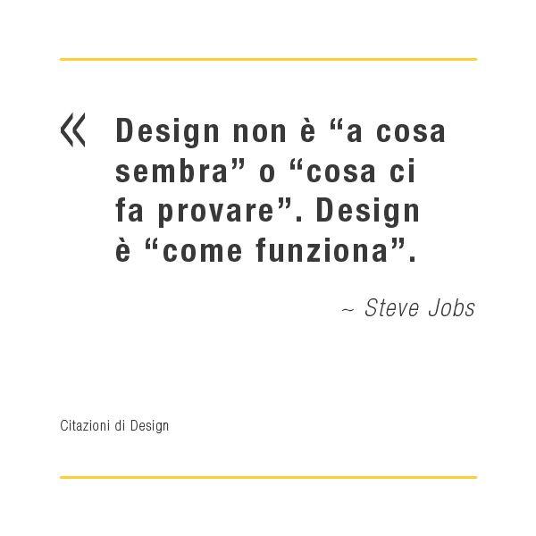 Citazioni di design: Steve Jobs