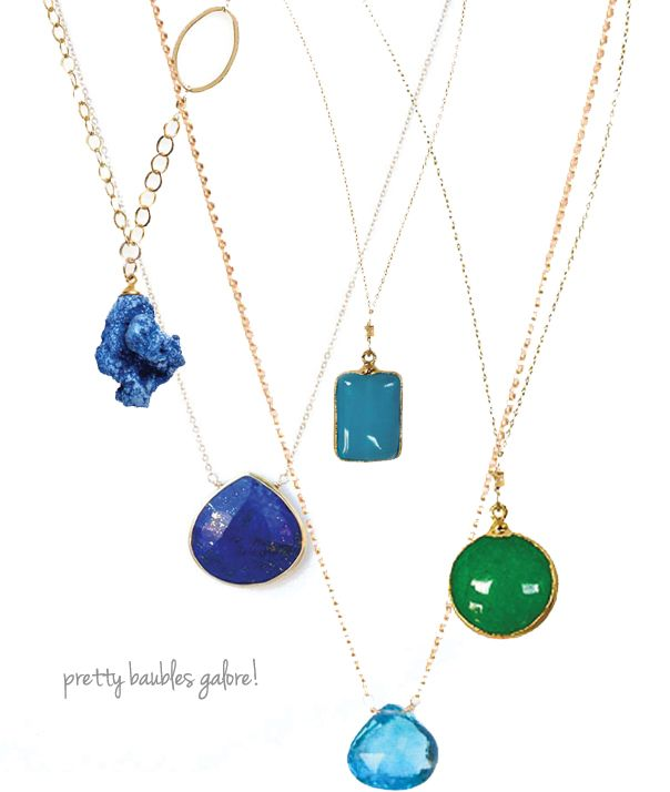 necklaces in every pretty color of the rainbow by http://www.elephantheart.com/: Elephants Heart, Bridal Collection, Idea, Heart Jewelry, Pretty Colors, Bridesmaid Gifts, A Line Wedding Dresses, Beautiful Jewelry You, Http Www Elephantheart Com