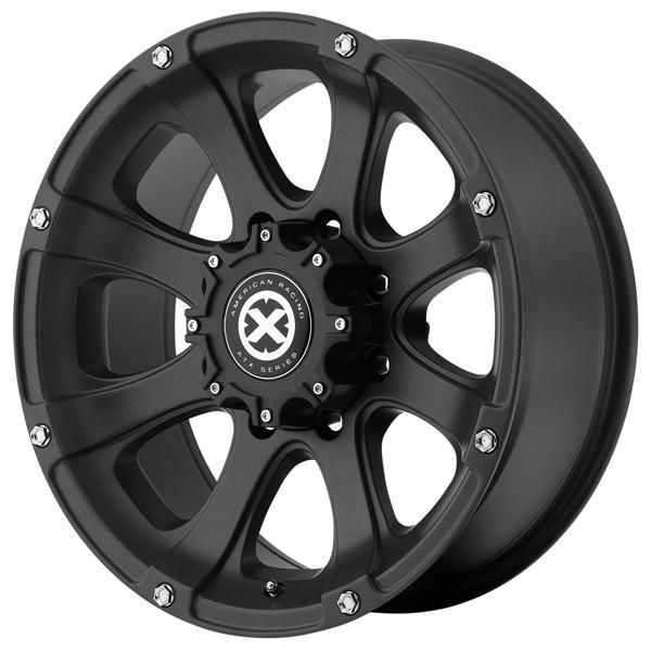15 Inch AX188 LEDGE TEFLON COATED RIM Wheel (Rim) and Tire Packages for your 1992 GMC C-1500 PICKUP 2WD - Wheel and Tire Packages - Rim and Tire Packages for your Car, Truck or SUV with Free Shipping from Performance Plus Wheel and Tire