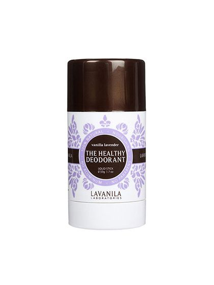 For the Person Who Has to Speak to the UN General Assembly We would confidently use Lavanila The Healthy Deodorant in Vanilla Lavender on a day we had a performance review, a meeting with the president, or a first date—that's how much we trust it. The twist-and-swipe applicator is a comfort, and the creamy formula (with corn starch and essential oils) was the best at keeping sweat under control. But we really love it for the lingering delicate, clean, and slightly powdery scent—basically…