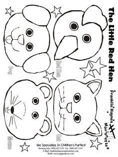 48 best The Little Red Hen Activities images on Pinterest