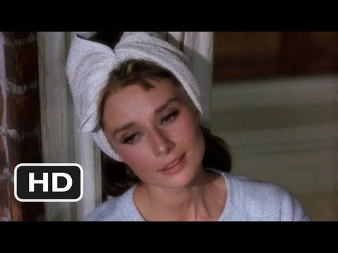 """""""There was once a very lovely, very frightened girl. She lived alone except for a nameless cat."""" (Breakfast at Tiffany's, 1961)"""