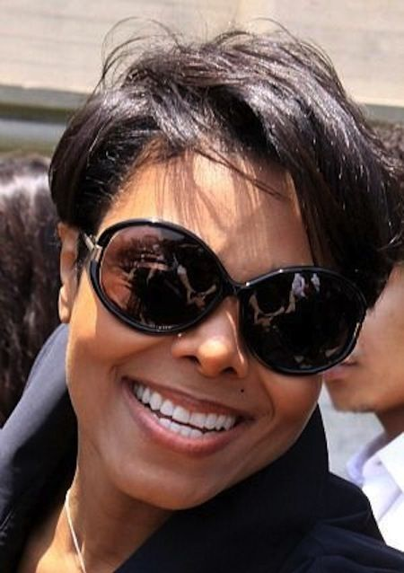 Check Janet Jackson's Short Hair Cuts and styles. 11 ...