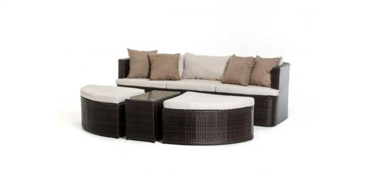 20 best patio furniture images on pinterest modern for Furniture 63376