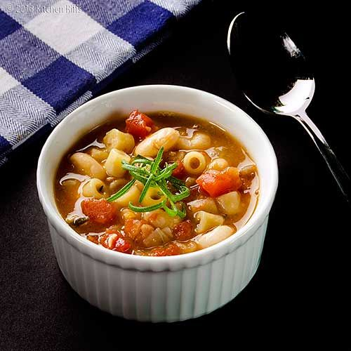 Pasta e Fagioli | Healthy Snacks | Pinterest