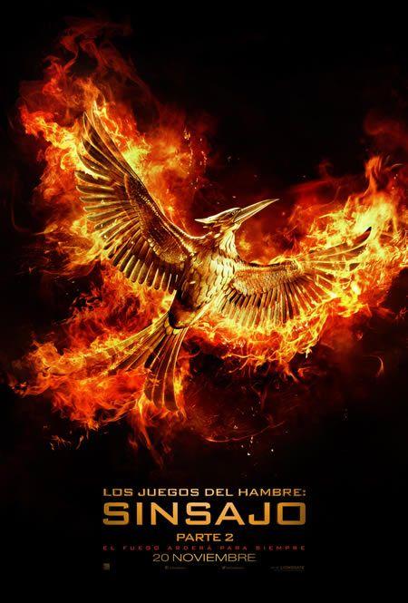 Póster de Los juegos del hambre: Sinsajo. Parte 2 (The Hunger Games: Mockingjay Part 2)