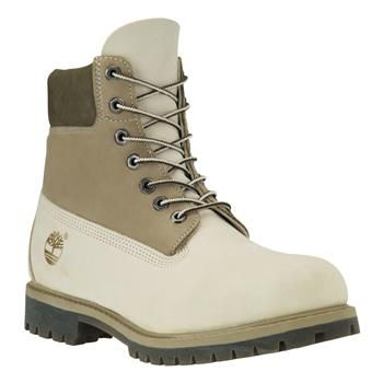 Timberland - Boots Icon 6-inch Premium Homme - Buttermilk