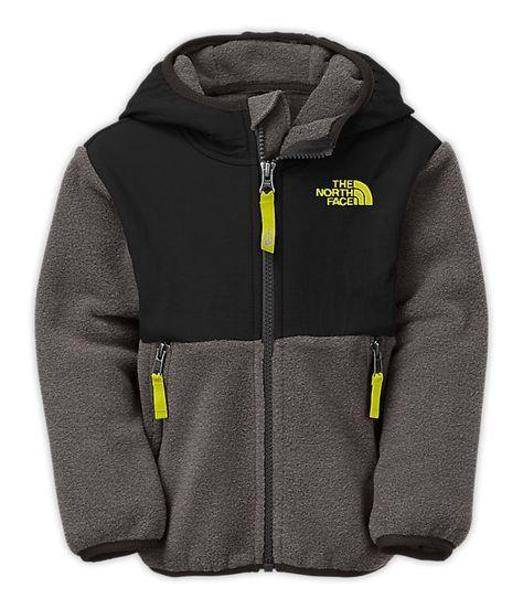 The North FaceToddlers' (2T-5)Jackets & VestsTODDLER BOYS' DENALI HOODIE