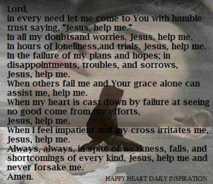 20 Best Jesus, Help Me!!!! Images On Pinterest