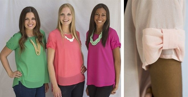 The Lucy Top ~ 7 Colors! | Jane