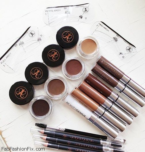 Makeup: How to use Anastasia Beverly Hills brow kit?