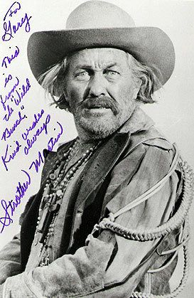 Strother Martin: Cool Hand Luke, The Wild Bunch, Butch Cassidy and the Sundance Kid, True Grit, Rooster Cogbur, The Man Who Shot Liberty Valence, etc, etc, etc. This character actor was so good he landed numerous notable roles with many of Hollywood's biggest actors in their biggest films. He was still going strong when he succumbed to a heart attack in 1980. Paul Newman, Robert Redford, John Wayne, Lee Marvin, Jason Robards, George C. Scott, he stood with them all and lit up the screen....