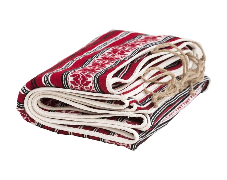 Bed Cover / Traditional Romanian motifs Romanian traditional motifs / Can be tied to pillows #hora #Romanian #dancers #bedcover #comfy #cozy #home #deco #traditional #bindings #Maramures