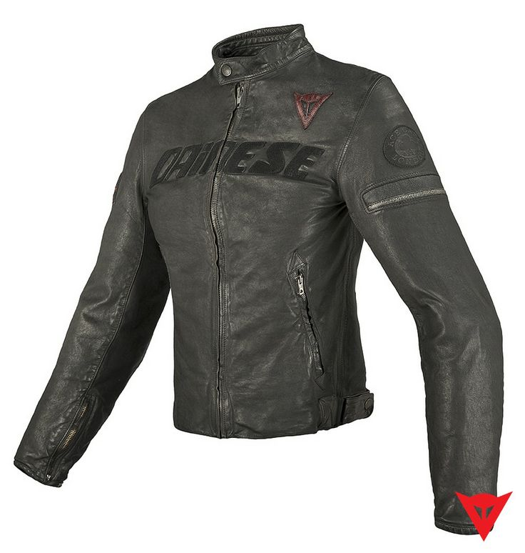 Dainese Leather Jacket Archivio Pelle Lady - front