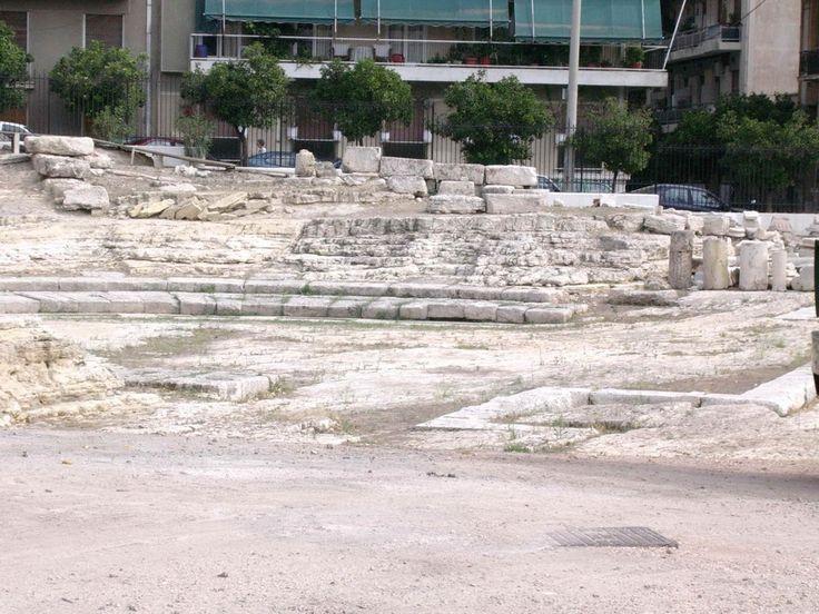 Αρχαίο Θέατρο  Ζέας - Zeas theatre