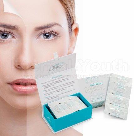10 sachês a eterna produtos rosto Lift creme Anti envelhecimento da pele cuidados Anti - rugas frete grátis para WORLDWIDE alishoppbrasil