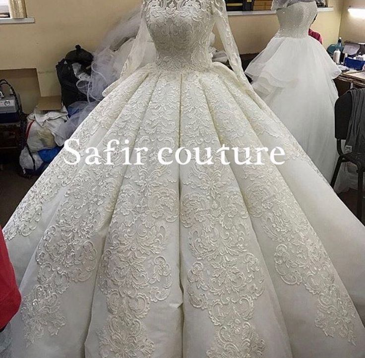 Safir Couture wedding gown