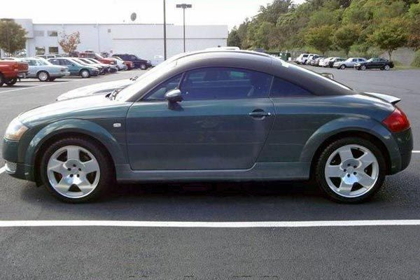 2001 AUDI TT QUATTRO UNDER $5000 in Richmond, Virginia --- Used Audi TT 2000-2006: Where to find the cheapest ones for sale - http://www.autopten.com/autoblog/used-audi-tt-2000-2006-where-to-find-cheapest-ones-for-sale