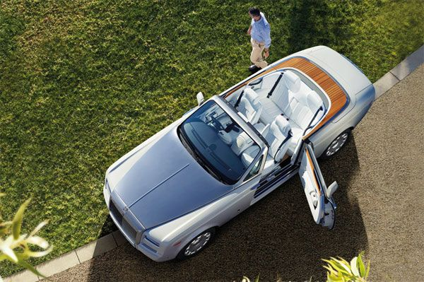 The Car of my distant future - 2012 Rolls Royce Phantom Drophead Coupé