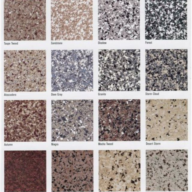 garage floor epoxy reviews 2014 paint lowes color chart coatings