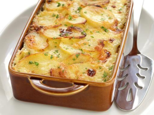 Gratin dauphinois (recette originale) - Recette de cuisine Marmiton : une recette