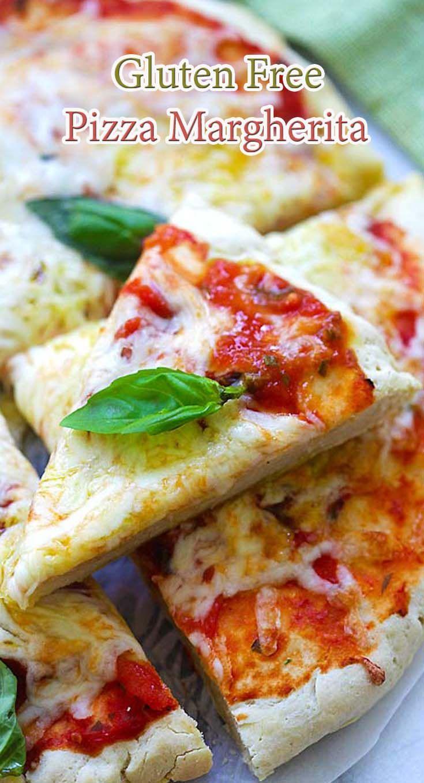 Gluten Free Pizza Margherita