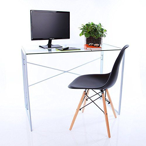 Best 25 meuble ordinateur ideas on pinterest - Table ordinateur verre ...