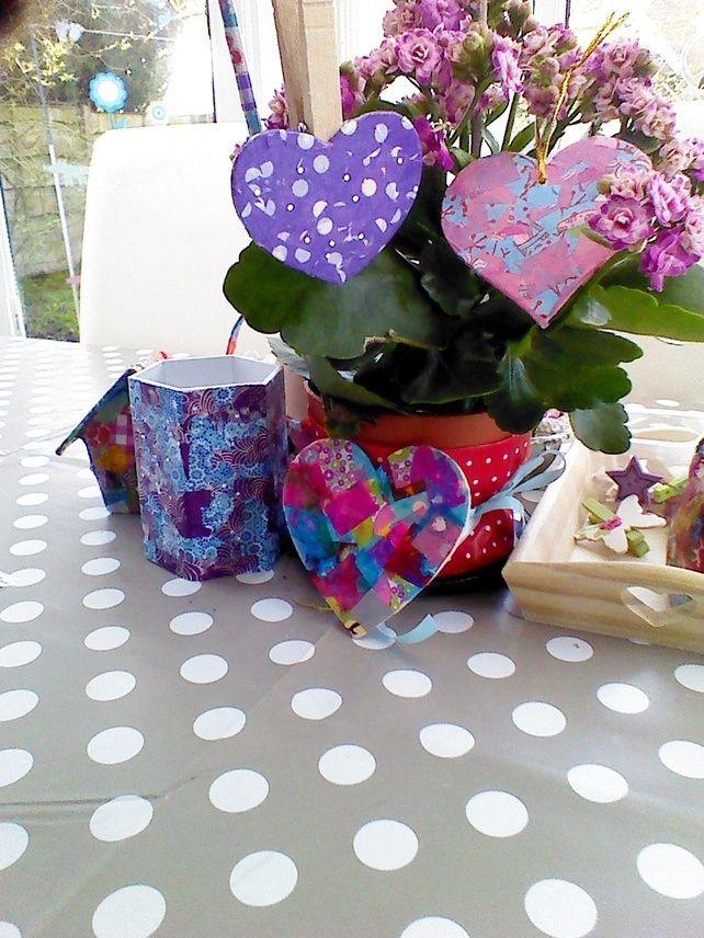 superb wooden heart craft ideas 14