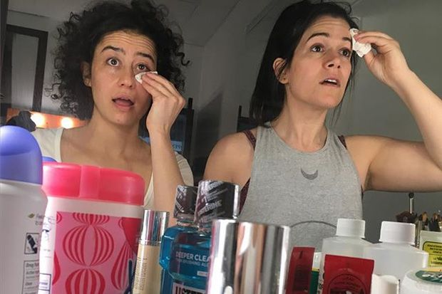 Instant Follow Friday: Broad City's Yas Queen Goddesses Abbi Jacobson and Ilana Glazer