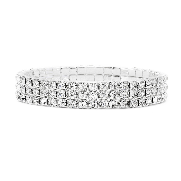 Perfect piece to emphasize any style. Wear one or mix multiple bracelets to show off your style. Buy them at www.premiumcz.com  #cubiczirconia #CZbracelets #bracelets