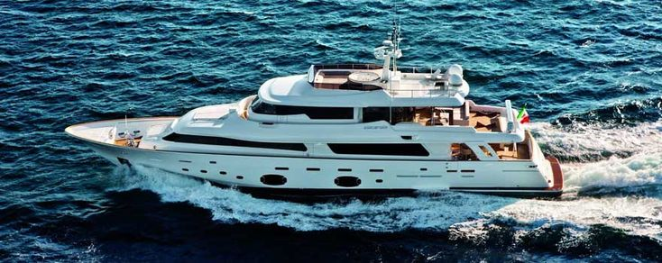 The Navetta 33 Crescendo Mega Yacht For Sale In India By Marine Solutions