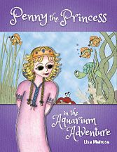 Penny the Princess is perfectly helpful, always putting other people first. Until the visit to the Aquarium when she realises she is missing out.  This story will remind all little princes or princesses, like Penny, who thrive on helping others, to help themselves too.