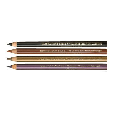 Our FlowerColor Soft Eyeliner Pencils are formulated to glide on smoothly & evenly to define eyes with vibrant color. Order your natural eyeliner online!