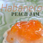 Habanero Peach Jam – Little House Bliss