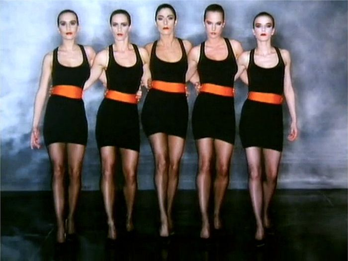 simply irresistible robert palmer video girl costume - 80s Dancer Halloween Costume